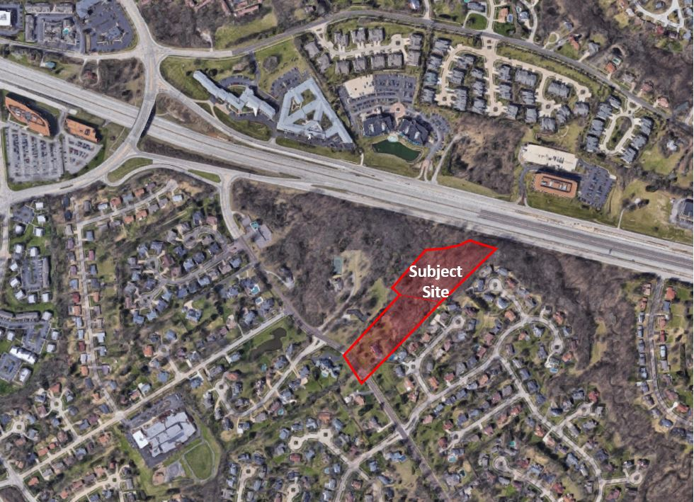 P.Z. 16-2019 15000 S Outer 40 Rd & 1420 Schoettler Rd (NU to E1/2 Acre)