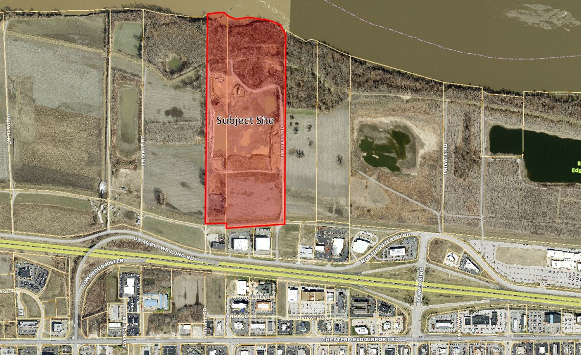 P.Z. 17-2019 Koester Acres (17485A 17509 N Outer 40 Rd)