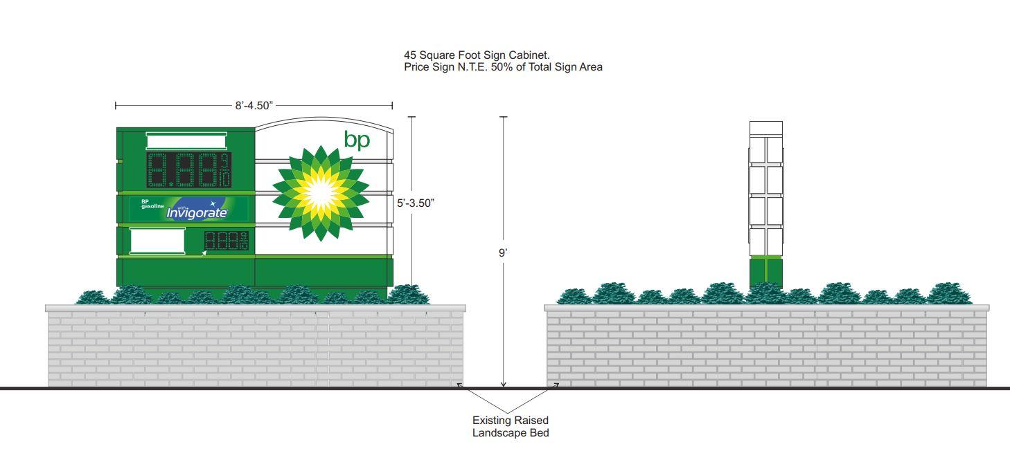 BP Sign Package EMC